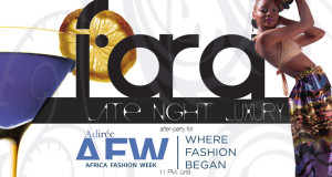 African Fashion Week 2013 Highlights