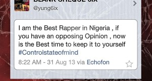 Yung6ix – One Tweet (Notice)