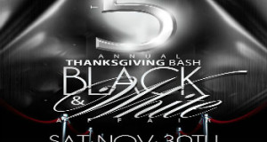The official New York City Thanksgiving Bash |Nov 30th|Club T.G