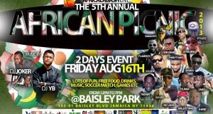 5TH ANNUAL AFRICAN NIGHT IN NEW YORK. 2 DAYS OF FUN!!