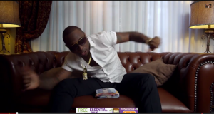VIDEO Premiere: Davido & Mafikizolo – TCHELETE (Good Life)
