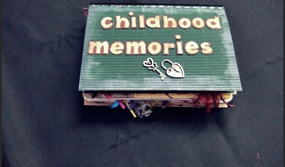 Childhood Memories: Simple Things That Seemed Difficult At The Time.