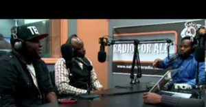 [VIDEO]Flameezy & Vibesland CEO on Sahara FM