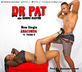 DR-PAT- ANACODA (prod. by YOUNG D)
